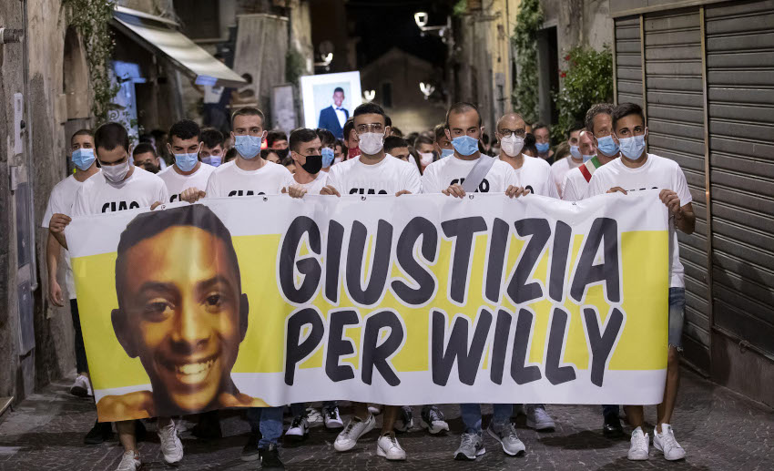 Giustizia per Willy