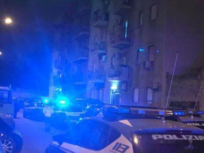 Sparatoria in via Brigata Aosta, la polizia ferma tre persone