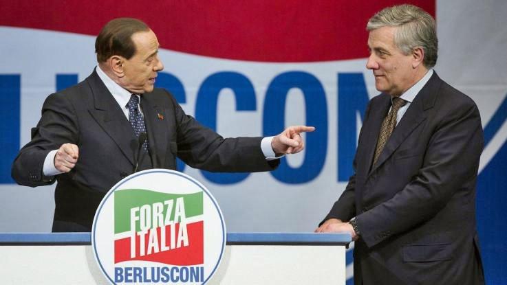 Berlusconi garante di Tajani premier? Ma il voto è il 4 Marzo...