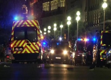 Nizza, Attentato
